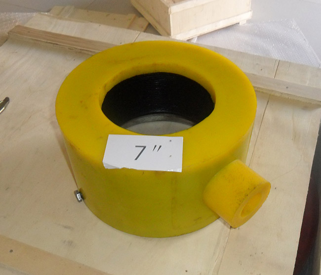 Комбинированныйи надувной протектор